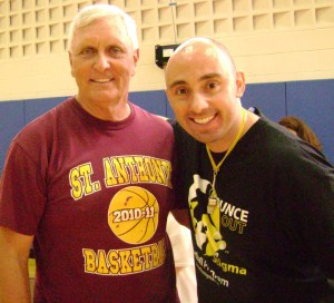 n New Jersey Each Year We Are Honored to Have a Hall of Fame Experience on Basketball and Life with Hall of Fame Coach Bob Hurley