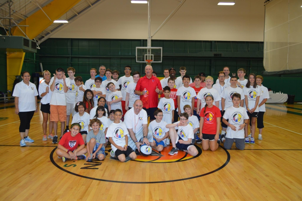 special needs basketball camps